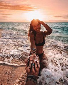 Tropical Beaches With Palm Trees Big Island Hawaii, Island Beach, Beach Vibes, Summer Vibes, Cd Tumblr, Fotos Strand, Jamaica Vacation, Foto Casual, Tropical Beaches
