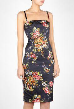 c7da29e198 Dolce Gabbana Sicily Floral Dress On my