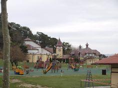 Parque infantil en la Magdalena