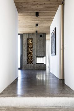 Summerhouse on Gotland Scandinavian Architecture, Scandinavian Home, Interior Architecture, Building Design, Building A House, Build My Own House, Landscaping Retaining Walls, Cabin Homes, Fireplace Design