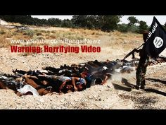 An extremely graphic and never-before-seen HD video was recently uncovered, the ISIS (Islamic State in Iraq and the Levant) terrorists brutally capturing and...