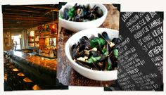 Granville Moore - Best Mussels in DC.  Beat out Bobby Flay in a throwdown.  No reservations. Put your name down and go to the bar next door.