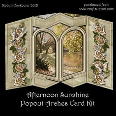 Card Making Sheets - sunshine-main-img.jpg Robyn Cockburn Parchment patterns Free Tea Bag Tiles Card Making Iris Folding Patterns Quilling Hand Made Cards