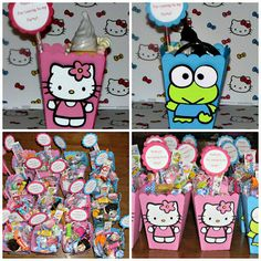 Hello Kitty Birthday Party!!
