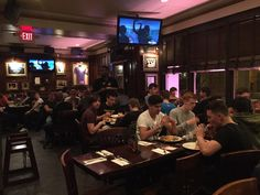 Tucking in at the Hard Rock Cafe on E Street after a long flight! @TCBCSchoolTours #MGSwashington2015