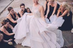 Real Wedding: Alexandra and Stephen Dowling - Philadelphia Wedding