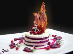 Delicious with Jolien: Appetizers and quick snacks Quick Snacks, New Years Eve, Beets, Appetizers, Yummy Food, Cake, Party, Desserts, Recipes