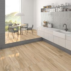 Hanami | Takada Turquesa Oro | Architonic Tile Effect Laminate Flooring, Laminate Flooring In Kitchen, Ceramic Floor Tiles, Tile Floor, Wall Tiles Design, Small Tiles, House Inside, Room Wall Decor, Minimalist Design