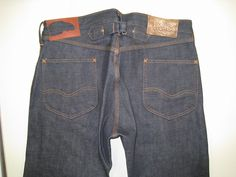 Lee 101 85th Anniversary of the first zip fly jean edition.