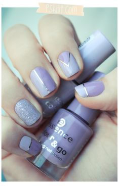 Lavender.. Love the color!