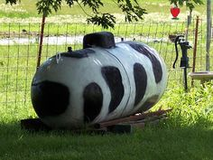 painted propane tank images - Google Search