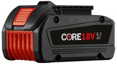 Bosch CORE18V Battery Announced  Bosch recently introduced the Bosch CORE18V Battery that boasts more power, longer runtime, and updated CoolPack technology for better heat transfer!  #BoschPowerTools #Bosch #lithiumion #cordlesstools #tools #powertools #batteries #batterytechnology #construction #renovation #remodeling #demolition #Core18V  https://www.protoolreviews.com/tools/power/cordless/batteries-chargers/bosch-core18v-battery-announced/28076/