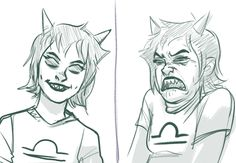 pretty girls with ugly faces drawing - Google Search