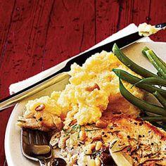 Our Best Polenta Recipes: Creamy Polenta | CookingLight.com