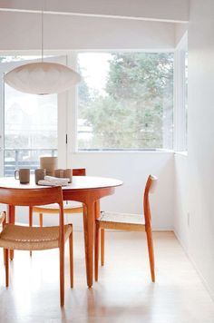 inspiration from house + home. / sfgirlbybay | George nelson Saucer Criss Cross Lamp | http://modernica.net/saucer-cc-lamp.html