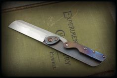 Titanium Friction Folder