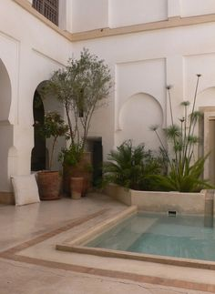 House Tour: Oliver's Moroccan Riad — Marrakech