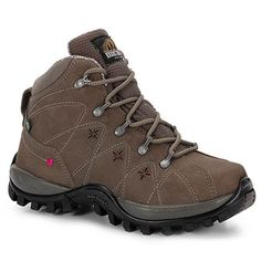 Bota Adventure Feminina Macboot Angélica 04 - Rato