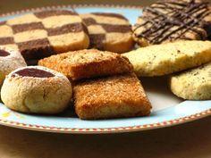Gourmandises végétariennes: Weihnachtsbäckerei
