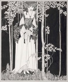 "All sizes |  John Austen (1886–1948) - ""Ophelia"" 