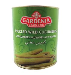 Catering Pickles - Pickled Wild Cucumbers - 3000g