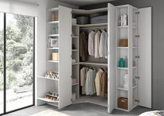 27 modern wardrobe idea for your home 25 Wardrobe Design Bedroom, Modern Wardrobe, Closet Bedroom, Home Bedroom, Bedroom Furniture, Home Furniture, Bedroom Decor, Closet Layout, Small Space Interior Design