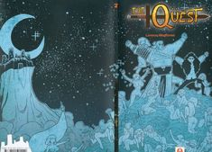 Recensione The Quest - Sesso, mazzate e battutacce continuano! My Books, Geek Stuff, Comics, Movie Posters, Art, Geek Things, Art Background, Film Poster, Kunst