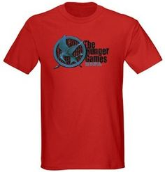 Sweet Hunger Games t-shirt that also include a mockingjay
