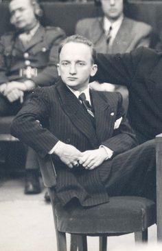 Former Nuremberg Trial Prosecutor, Benjamin B Ferencz
