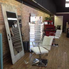 A Salon Story   The Hair Force Salon   Standish Salon Goods