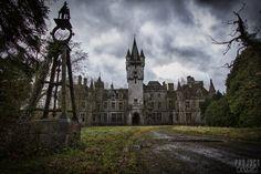 Urbex: Castle Miranda aka Château de Noisy Belgium - December 2012 (Part 1)PROJ3CTM4YH3M Urban Exploration