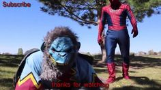 SPIDERMAN VS CRAZY MONKEY PART 2 |  IN REA L LIFE | SPIDERMAN RUINS  MON...