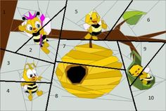 Week 5 - Honey Bee Art Quilt