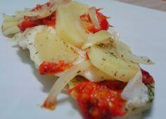 Filetti di platessa con patate http://www.lovecooking.it/secondi/filetti-di-platessa-con-patate/