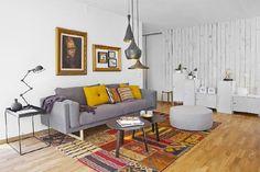 decoración con muebles iconos del diseño - Buscar con Google