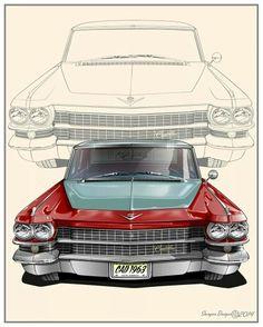 Sturgess Designs 1963 Caddy