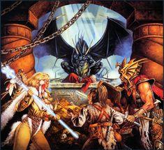 Dragonlance - Captured