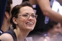 Bethany Joy Galeotti. I just think she is one of the prettiest people I've ever seen...