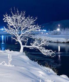 """""""Al cabo de los años he observado que la belleza, como la felicidad, es frecuente. No pasa un día en que no estemos, un instante, en el paraíso. J L. Borges.  (foto: Islandia)"""