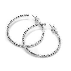 Σκουλαρίκια κρίκοι ασήμι  925 8340 Piercing, Jewels, Bracelets, Silver, Bijoux, Money, Pierced Earrings, Gemstones, Jewerly
