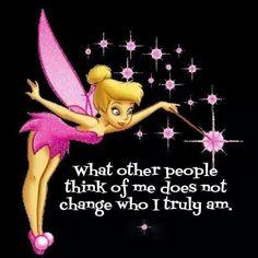 Who I truly am