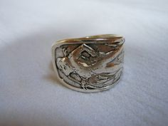 The Frog He Would A Wooing Go  Antique by WoodsEdgeJewelry on Etsy