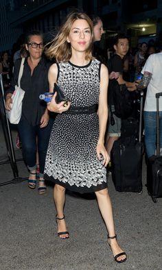 Celebrity Sightings - Day 7 -  2014 Mercedes-Benz Fashion Week