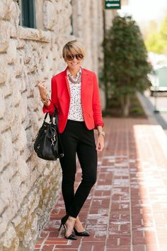 Do you want to embrace your personality with clever styling trends? If yes, then there are a bevy of work outfits to wear this Spring and get away from the