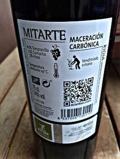 El Alma del Vino.: Bodegas Mitarte Maceración Carbonica 2015