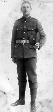 WW1 WWI BEF British soldier RAMC Royal Army Medical Corps