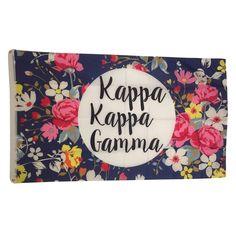 floral flag-kappa kappa gamma