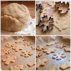 Citronovo-mandlové sušenky - Avec Plaisir Cookies, Food, Crack Crackers, Biscuits, Cookie Recipes, Meals, Cake, Yemek, Cookie