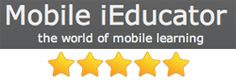 Mobile iEducator - an excellent app for English language learners and emerging readers
