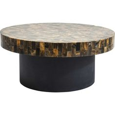Table basse ronde Africano Kare Design
